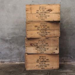 houten kratjes #1654