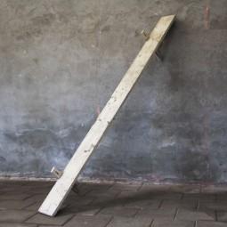 Houten regaal 225cm