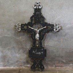 crucifix gietijzer