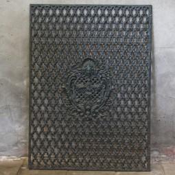 deur-rooster gietijzer