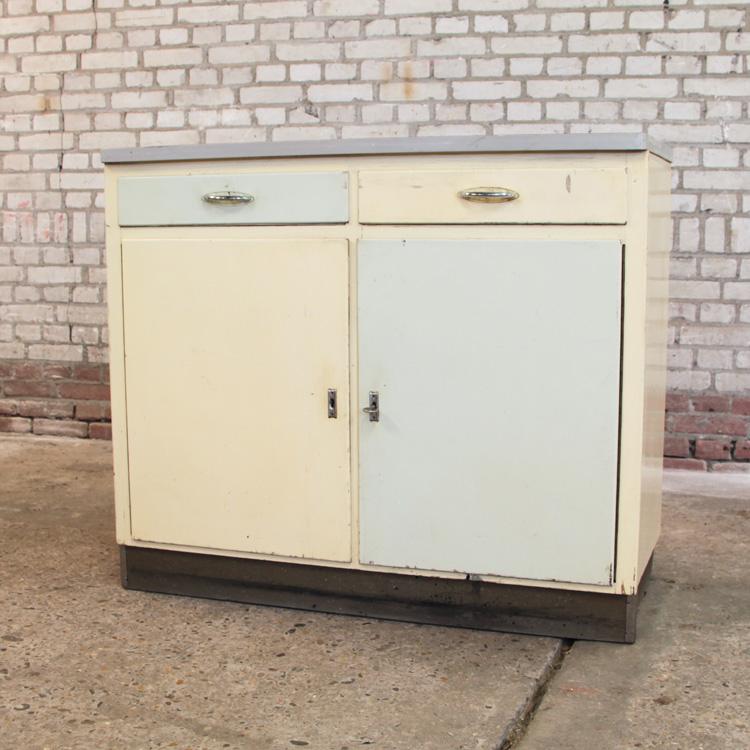 Retro keukenblok
