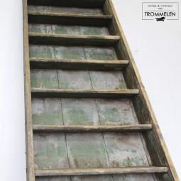 Gemist - Deco houten trap ...