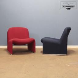 Set Artifort fauteuils