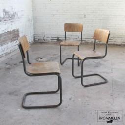 Set Tubax stoelen