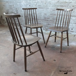 Set spijlen stoelen