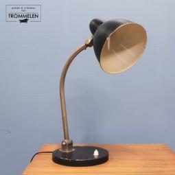 Zwarte Hala bureaulamp
