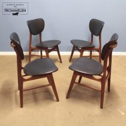 Set stoelen Van Teeffelen
