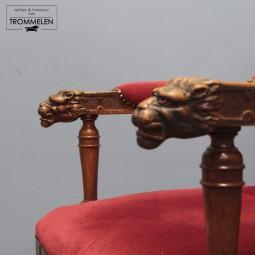 19e eeuwse jachtstoel