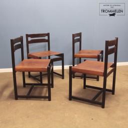 Set Mahjongg stoelen