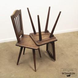 Primitieve bergstoelen