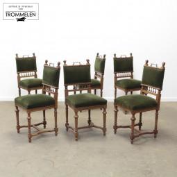 Antieke Franse stoelen