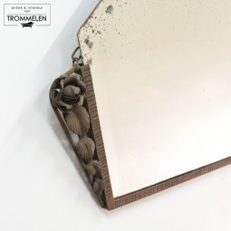 Art-Nouveau spiegel