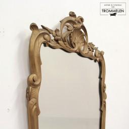 Antieke barok spiegel