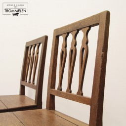Welsh dining chairs