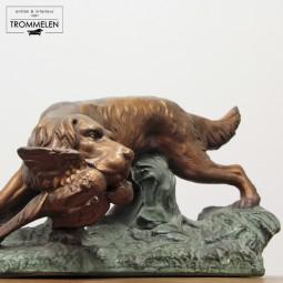 Beeld jachthond