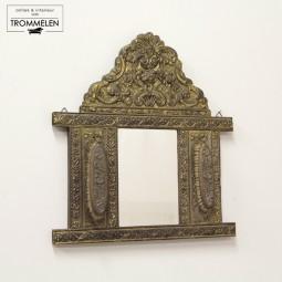 Antiek halspiegeltje