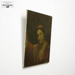Schilderij A. van Dongen