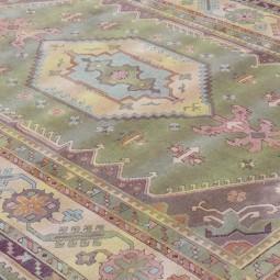 Vintage tapijt 290x195