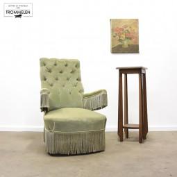 19e eeuwse fauteuil