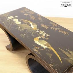 Oosterse beschilderde salontafel
