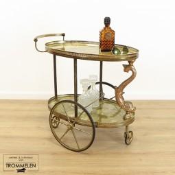 Vintage trolley