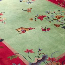 Vintage tapijt 275x180