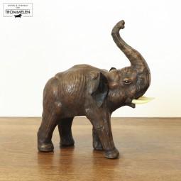 Leren olifant