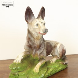 Decoratief beeld hond
