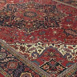 Vintage tapijt 400x275