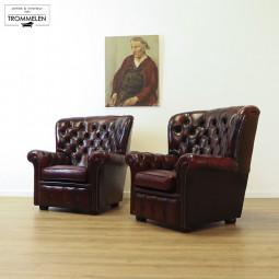 Chesterfield fauteuils