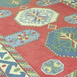 Vintage tapijt 330x215