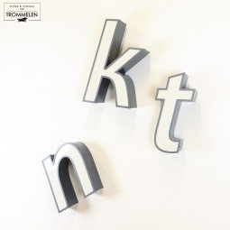 Reclame letters