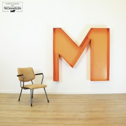 Reclame letter M