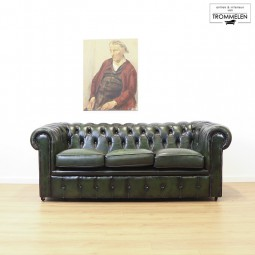 Chesterfield driezitter