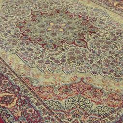 Vintage tapijt 295x200