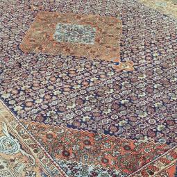 Vintage tapijt 345x220