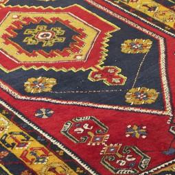 Vintage tapijt 206x102