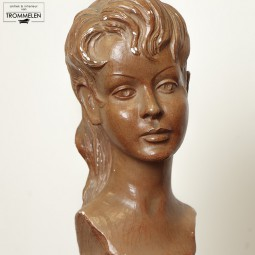Art-Deco buste