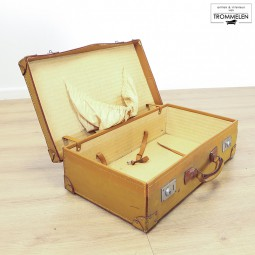 Antieke reiskoffer