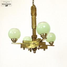 Art-Deco kroonluchter
