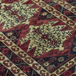 Vintage tapijt 142x80
