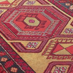 Vintage tapijt 312x116