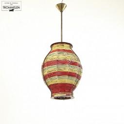 Scoubidou hanglamp
