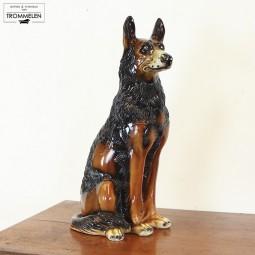 Regency beeld hond
