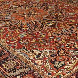 Vintage tapijt 350x255