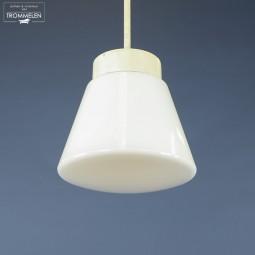 Opaline schoollamp