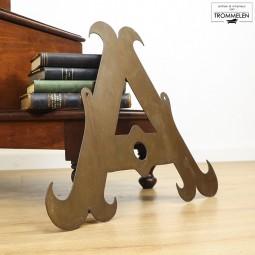Koperen letter A