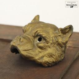 Hondenkop ornament