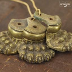 Antieke leeuwenpoten