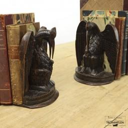Antieke boekensteunen
